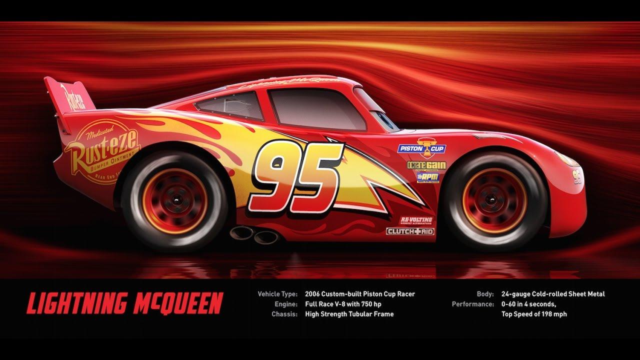 Lightning Car Race McQueen