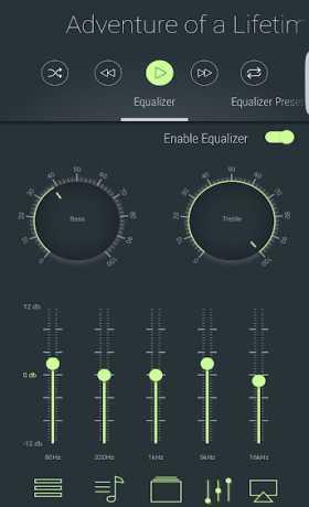 LiquidPlayer Pro  - music,equalizer,mp3,radio,3D