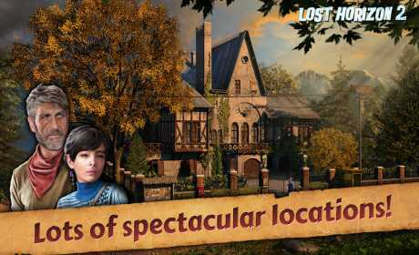 Lost Horizon 2 1 3 4Full Apk + Data for android
