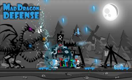 Mad Dragon Defense