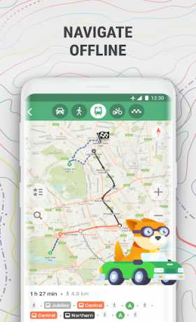 MAPS.ME – Offline maps, guides and navigation
