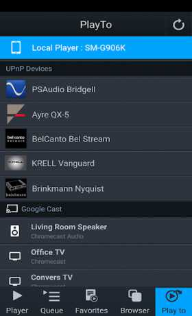 mconnect Player – Google Cast & DLNA/UPnP