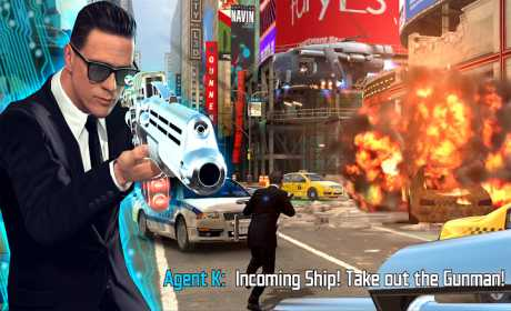 Men In Black: Galaxy Defenders 500023 Apk + Mod (Unlimited Live) for android