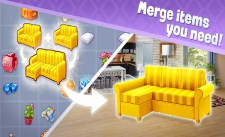 Merge Design: Home Renovation & Mansion Makeover