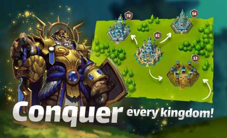 Million Lords: Kingdom Conquest