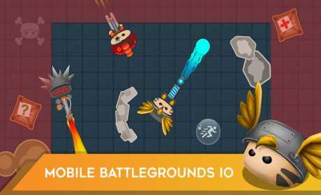 Mobg.io Survive Battle Royale