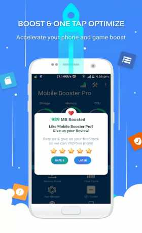 Mobile Booster Pro