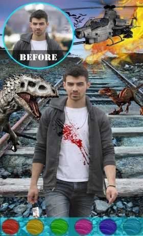Movie Effect Photo Editor - Movie FX Photo Effects