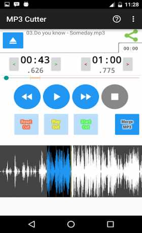 download audio mp3 cutter mix converter and ringtone maker