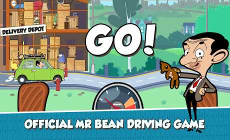 Mr Bean Special Delivery 1 5 4 Apk Mod Coins Diamonds Vip Android