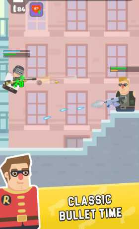 Mr Spy 2 - Bullet Trigger Shot