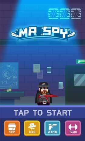 Mr Spy - Mr Bullet Superhero Adventure