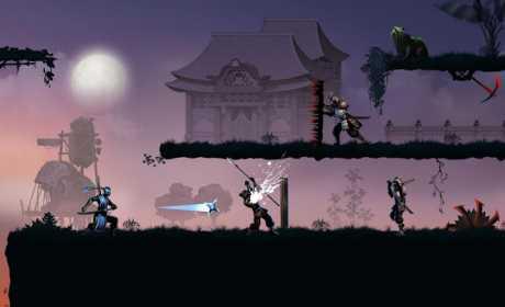 Ninja warrior: legend of adventure games