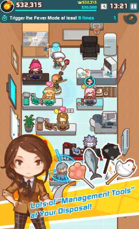 OH~! My Office - Boss Simulation Game