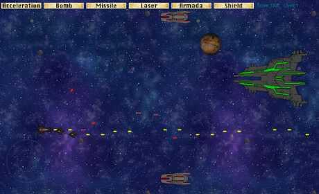 Orion The Alien Wars