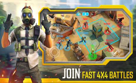 Outfire: Online shooting game