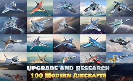 Over G: Modern Air Combat