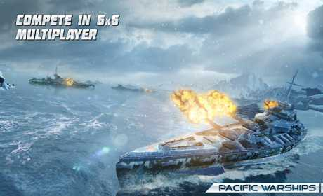 Pacific Warships: World of Naval PvP Warfare