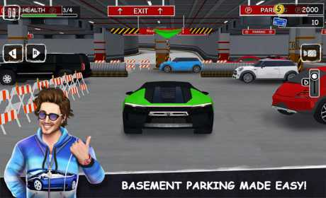 Parking Professor: Car Driving School Simulator 3D