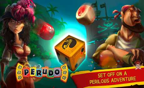 Perudo: The Pirate Board Game