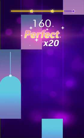 Piano Solo - Magic Dream tiles game 4