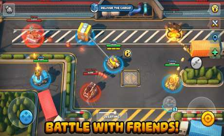 Pico Tanks: Multiplayer Mayhem