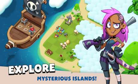 Pirate Evolution!