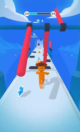 Pixel Rush - Epic Obstacle Course Game