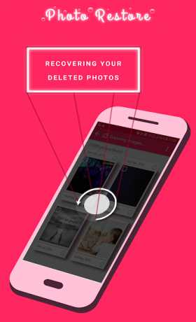 Recover & Restore Deleted Photos
