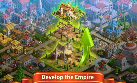 Rise of the Roman Empire: City Builder & Strategy