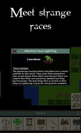 Rising Empires 2 - 4X fantasy strategy