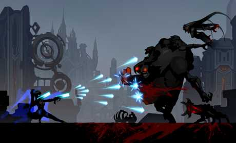 Shadow Knight: Deathly Adventure RPG
