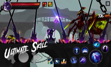 Shadow Legends : Stickman Revenge - Game RPG