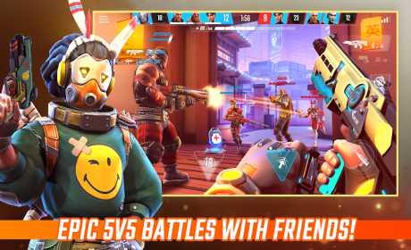 Shadowgun War Games - Online PvP FPS
