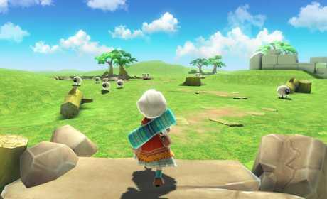 Sheep - A beautiful world