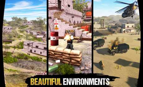 Sniper Shooter 3D: Best Shooting Game - FPS
