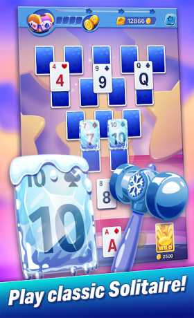 Solitaire Showtime: Tri Peaks Solitaire Free & Fun 13.2.0 Apk for android