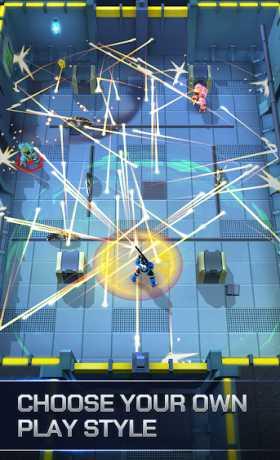Spacelanders: 3D Sci-Fi Shooter RPG