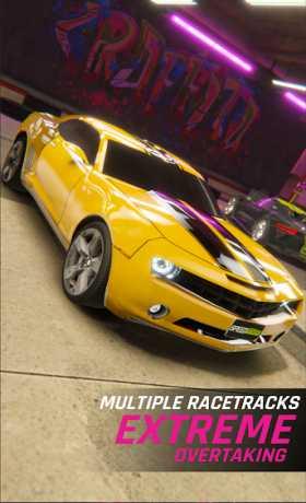 Speed Fever - Street Racing Car Drift Rush Games