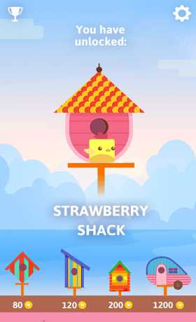 Stacky Bird: Hyper Casual Flying Birdie Game