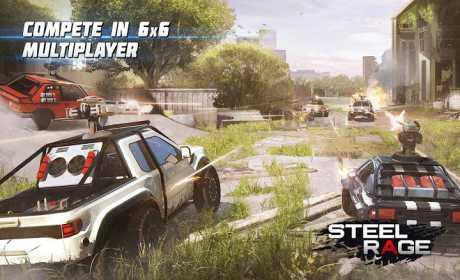Steel Rage: Mech Cars PvP War, Twisted Battle 2020