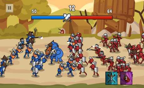 Stick Battle: War of Legions