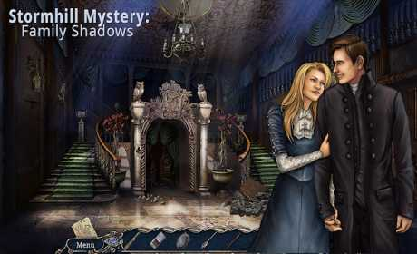 Stormhill Mystery: Family Shadows