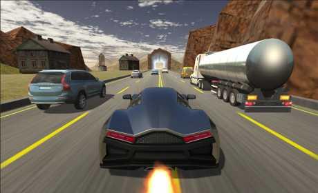 Strong Car Racing
