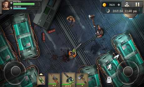 Survival Ark : Zombie Plague Battlelands