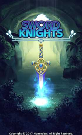 Sword Knights : Idle RPG