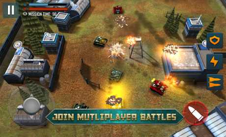 Tank Battle Heroes: World of Shooting