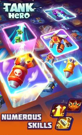 Tank Hero - Fun and addicting game
