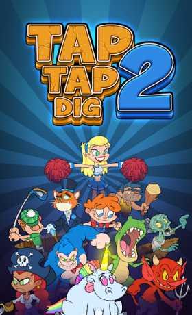 Tap Tap Dig 2: Idle Mine Sim