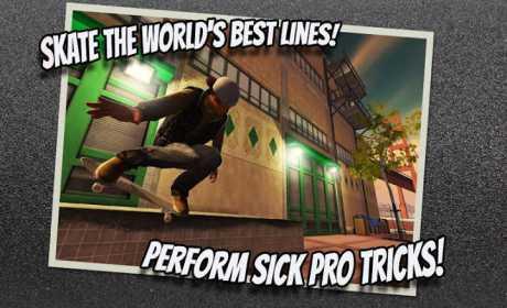 Tech Deck Skateboarding
